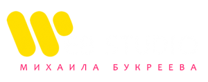 Логотип веб-студия Букреева